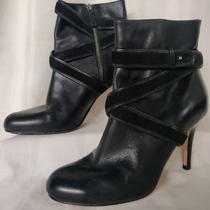 Cole Haan Ankle Boots Black Size 8.5B